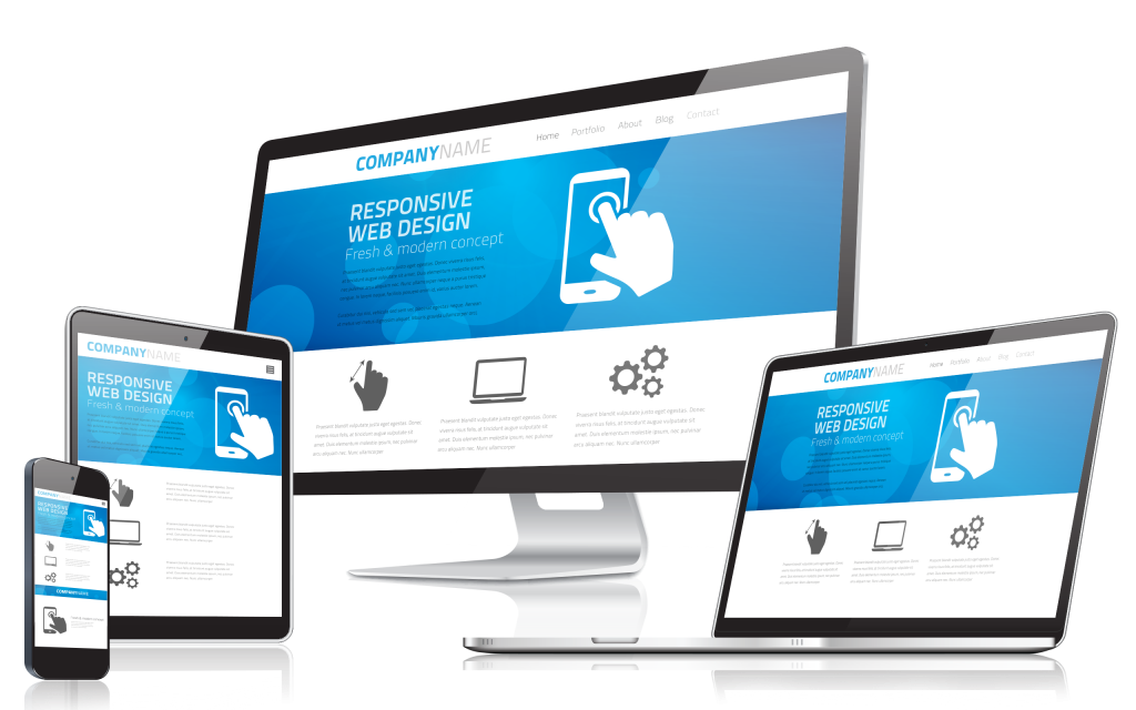 responsive websites all devices